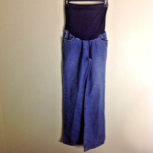 Two Hearts Maternity casual pants Blue size S